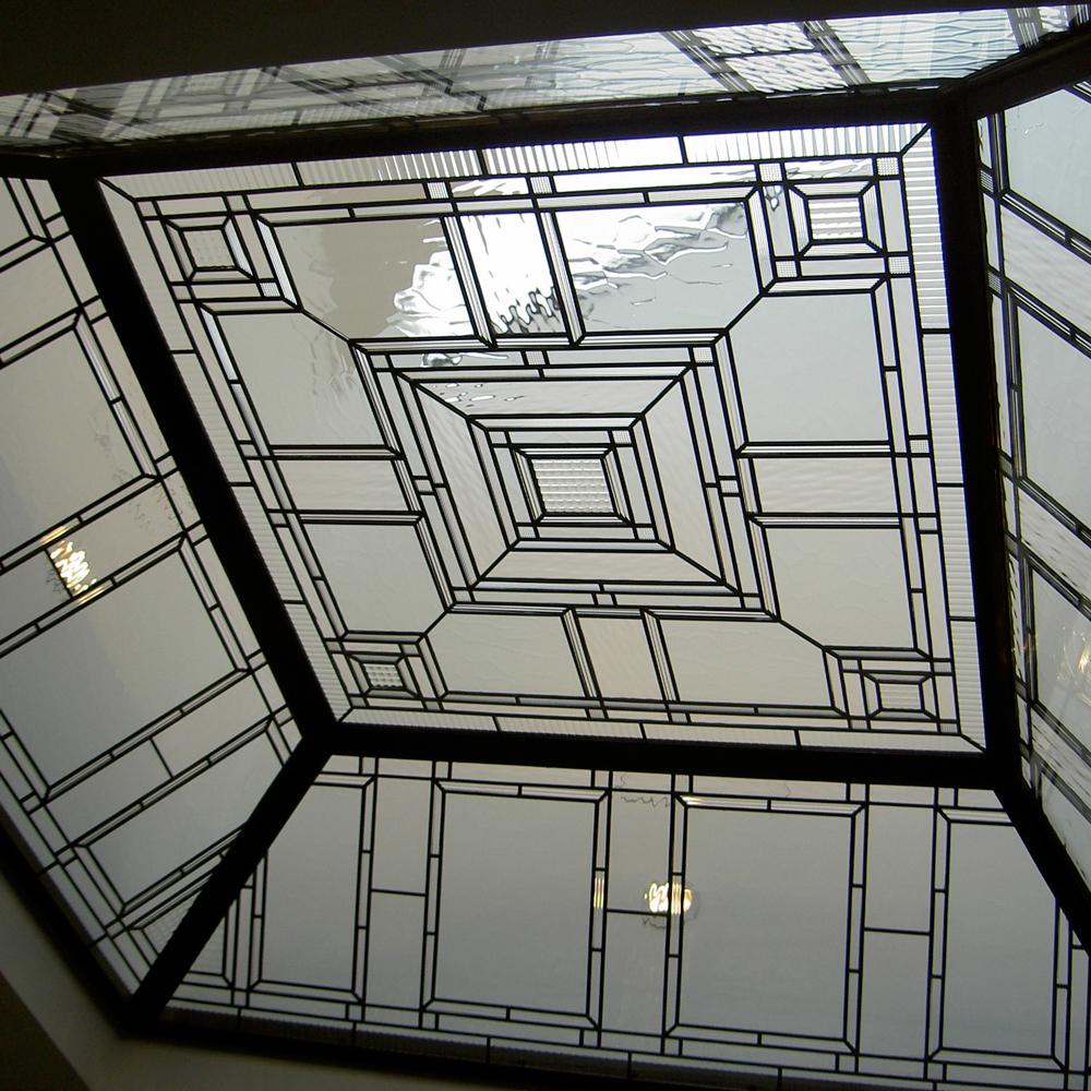 Art Deco Residential: Light Fittings & Skylights